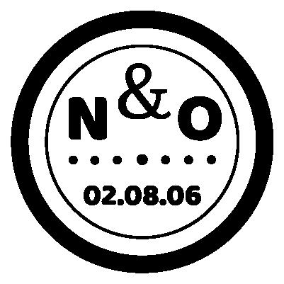 Stamp-Name vertikal