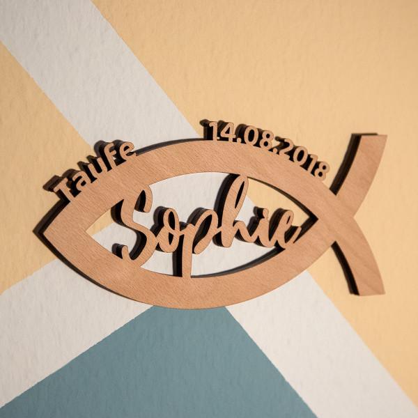 Ichthys Türschild