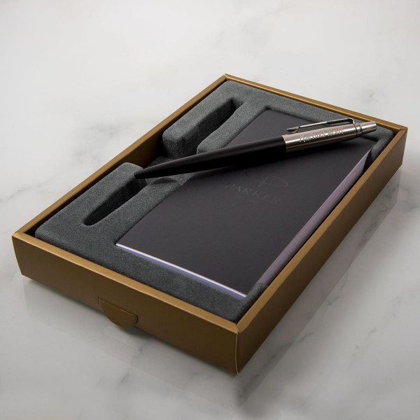 PARKER Kugelschreiber mit Gravur - JOTTER Set