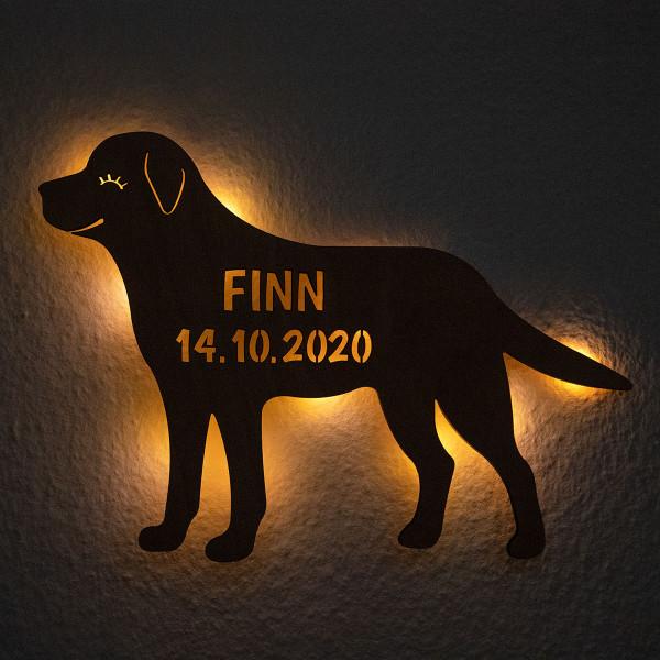 """Nachtlicht """"Hund"""""""