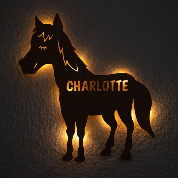"""Nachtlicht """"Pferd"""""""