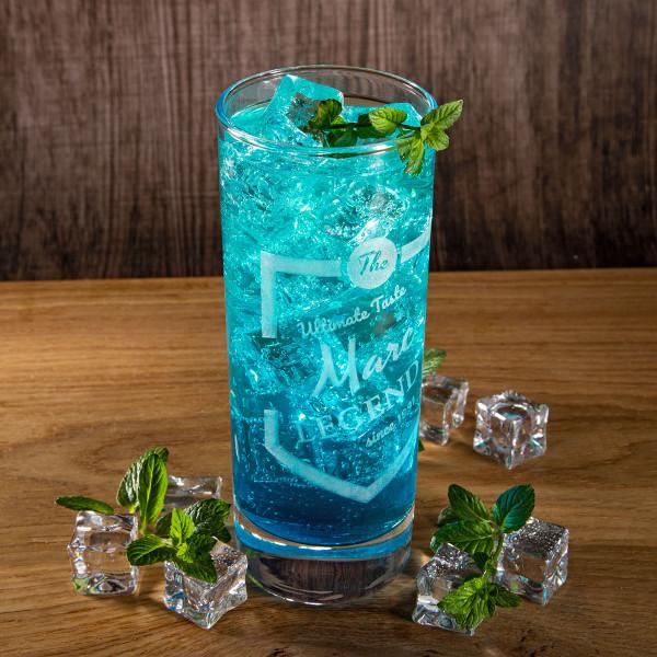 "Longdrink Glas mit Gravur ""Party"""